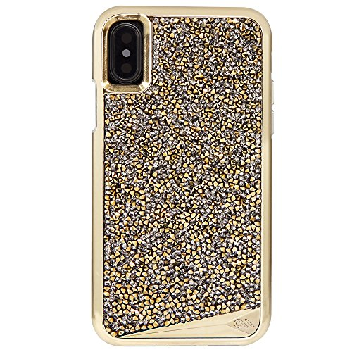 800+ Genuine Crystals - Protective Design for Apple iPhone 10