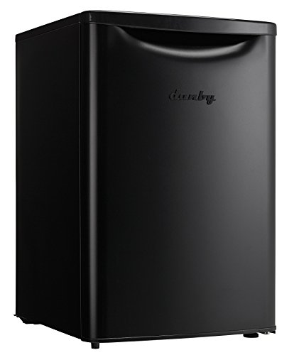 Danby Contemporary Classic Compact All Refrigerator, Black