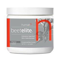 HumanN BeetElite Superfood Concentrated Beet Crystals Nitric