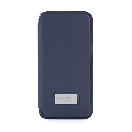 Ted Baker Fashion Scratch Resistant Card Slot Folio Case for iPhone