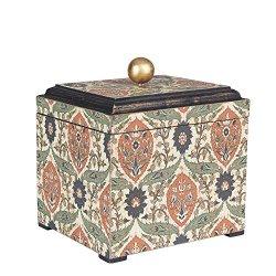 Household Essentials Large Decorative Keepsake/Jewelry Box