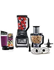 Ninja Mega Kitchen System, 16, Black