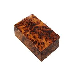 Bazaardi Hand Carved Wooden Box Keepsake Box Storage