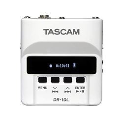 Tascam Portable Digital Recorder With Lavalier
