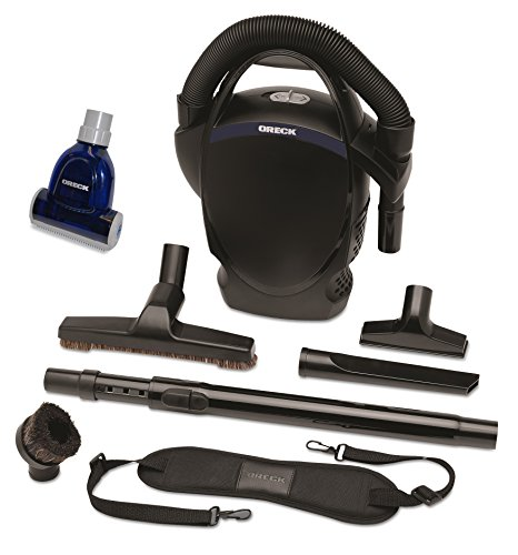 Oreck Ultimate Handheld Bagged Canister Vacuum Bundle