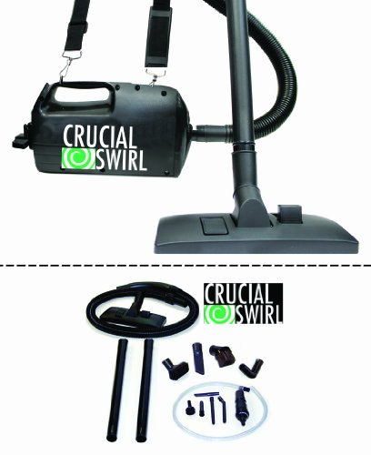 Crucial Swirl Powerful Handheld Portable Vacuum Cleaner