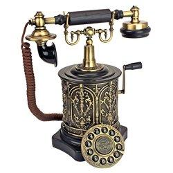 Design Toscano Antique Phone - The Swedish Royal Family