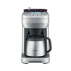 Breville Grind Control Coffee Maker, Brushed Stainless Steel