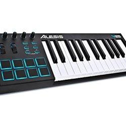 Alesis V25 | 25-Key USB MIDI Keyboard & Drum Pad Controller