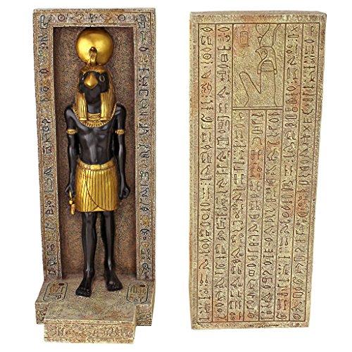 Design Toscano Horus Sculptural Bookend (Set of 2)