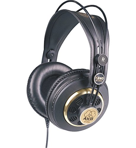 AKG Semi-Open Studio Headphones