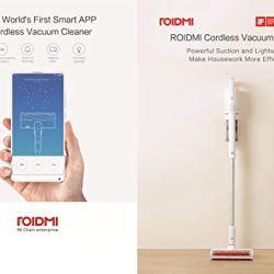 ROIDMI Smart Stick Vacuum Cleaner F8 Cordless Handheld