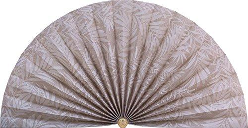 Neat Pleats Decorative Fan, Hearth Screen