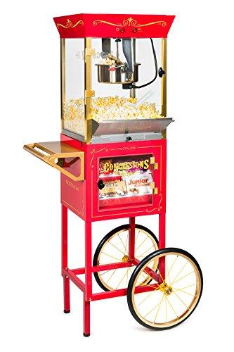 Nostalgia Vintage Professional Popcorn & Concession