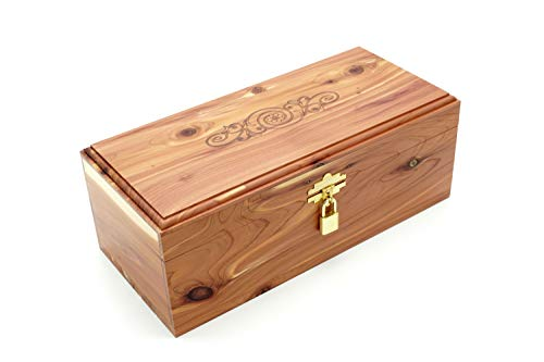 Cedar Essence Keepsake or Memory Box