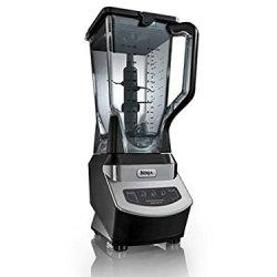 Ninja 1000 Watts Blender , Silver/Black, 72 Oz (Certified Refurbished)