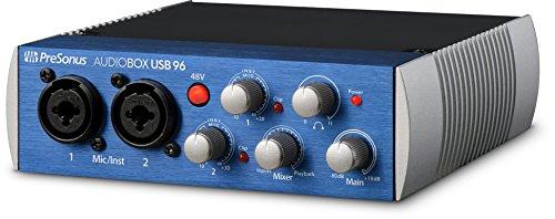 PreSonus AudioBox USB 96 2x2 USB Audio Interface
