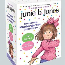 Junie B. Jones Complete Kindergarten Collection: Books