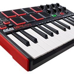 Akai Professional MPK Mini MKII | 25-Key Portable USB