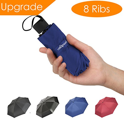 Prodigen Travel Mini Umbrella Windproof UV Folding
