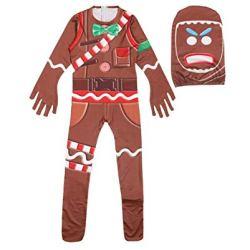 Kids Game Costume Pajamas Sets Halloween Costume Cosplay