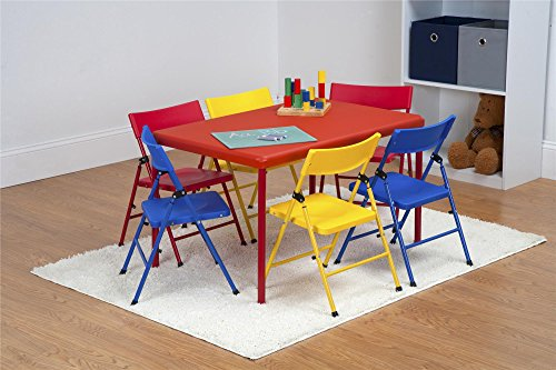 Cosco Kids Furniture 7 Piece Children's Juvenile Set