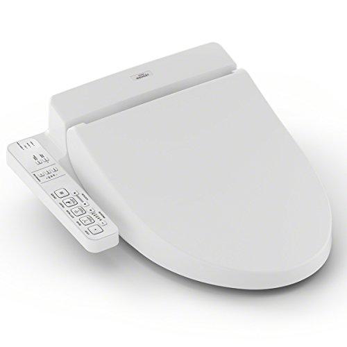 TOTO WASHLET Electronic Bidet Toilet Seat with PreMist