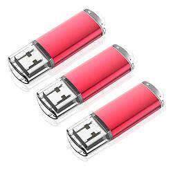 KOOTION 3 Pack 32 GB USB 2.0 Flash Drive 32GB Thumb