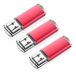 KOOTION 3 Pack 32 GB USB 2.0 Flash Drive 32GB Thumb