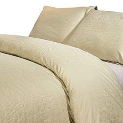 PHF Cotton Jacquard Duvet Cover Set