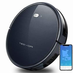 Tesvor Robot Vacuum Cleaner with Smart Mapping System