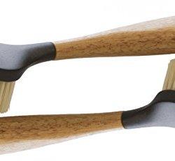 "Lodge Cast Iron Scrub Brush, 10"", Set of 2"