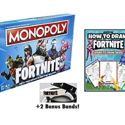 Fortnite Monopoly , How to Draw Fortnite and Bonus