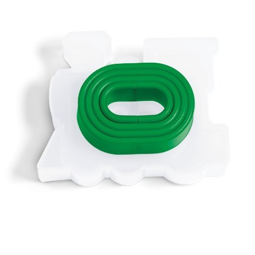 Cuisipro Green Train Cookie Cutters by Cuisipro
