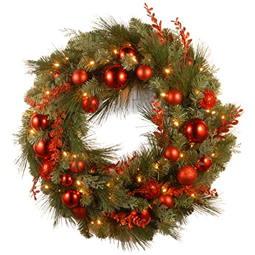 National Tree 24 Inch Decorative Collection Christmas