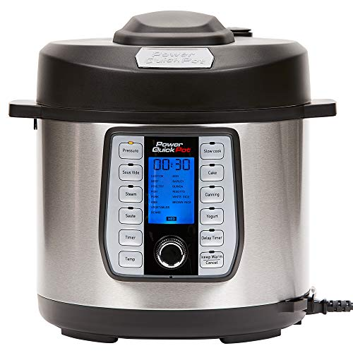Power Quick Multi- Use Programmable Pressure Cooker