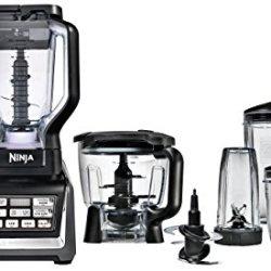 Nutri Ninja Blender/Food Processor with Auto-iQ 1200-Watt Base