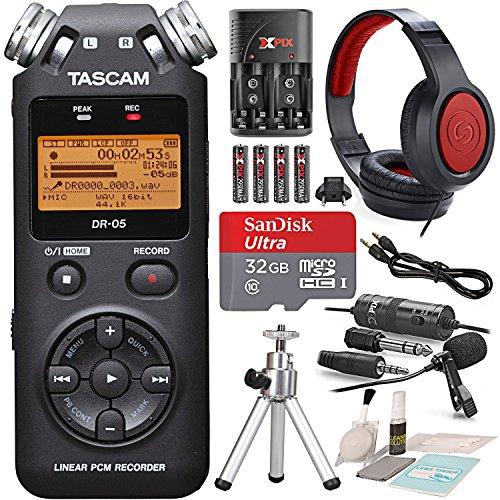 Tascam DR-05 (Version 2) Portable Handheld Digital Audio