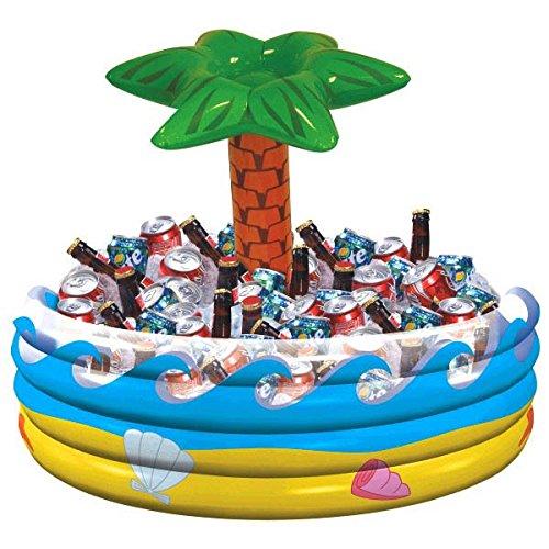 Amscan Party Perfect Hawaiian Luau Inflatable Palm Tree