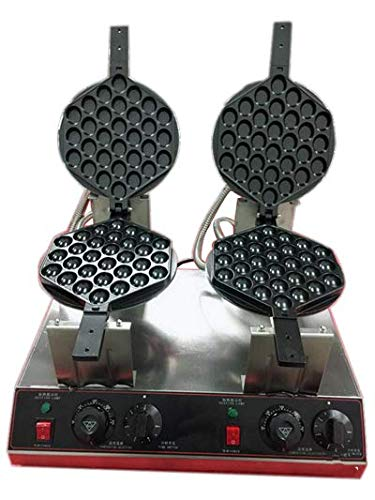 Commerical Use Non-stick Electric Double Egg Waffle Maker