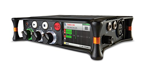 Sound Devices MixPre-3 Portable Multichannel Audio Recorder