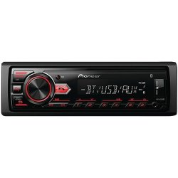 Pioneer Vehicle Digital Music Player Receivers, Black