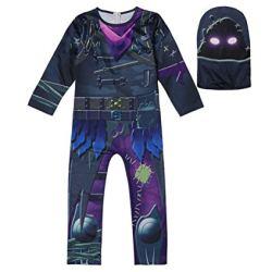 YOUYAN Kids Game Costume Pajamas Sets Children Halloween