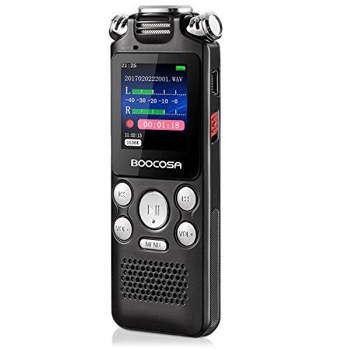 Voice Recorder - 8GB Audio Sound Recorder