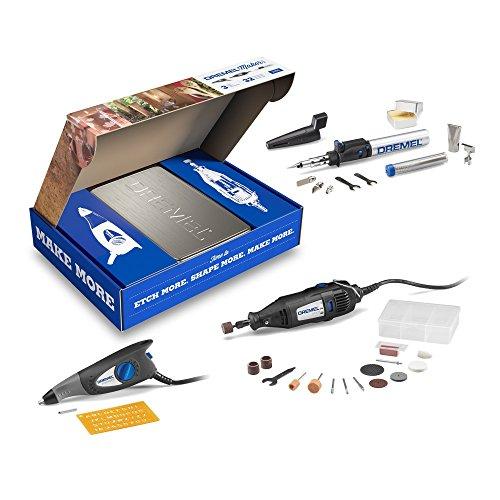 Dremel 3-Tool Craft & Hobby Maker Kit