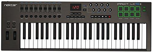 Nektar Impact LX49+ Keyboard Controller