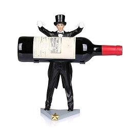 ALL DECOR Creative Magician Wine Bottle Holder Decorative