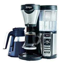 Ninja Coffee Bar with Glass Carafe and Auto-iQ One