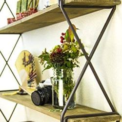 AVIGNON HOME Industrial Floating Shelves