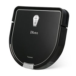 Dibea Robot Vacuum Cleaner, Smart Self-Charging Robot